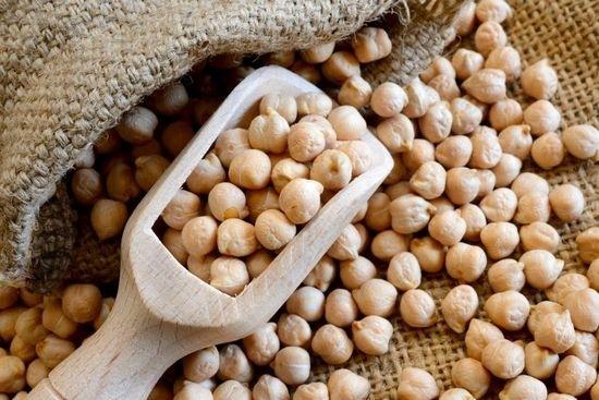 Какая опасность таится в зернах турецкого гороха?